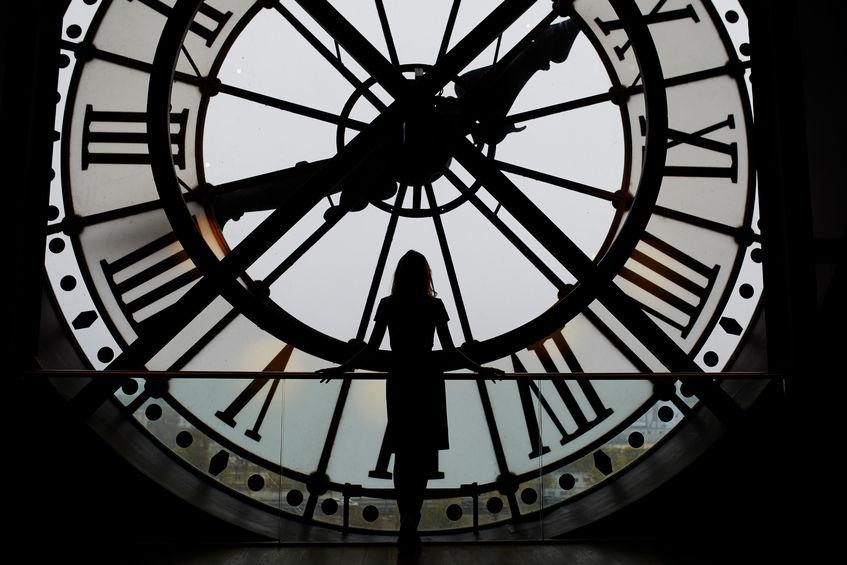 L'heure du changement d'une freelance redactrice web et print